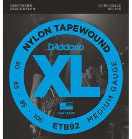 D'Addario ETB92 Snaren Nylon Tapewound Medium