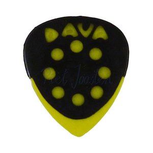 Dava Grip Tips Nylon Plectrum 6-Stuks
