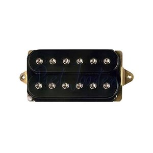 DiMarzio DP101BK Humbucker Element Dual Sound Black