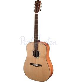 Eastman AC120 Akoestisch gitaar Dreadnought Natural Satin +Gigbag