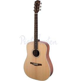 Eastman AC220 Akoestisch gitaar Dreadnought Natural Satin +Gigbag