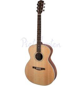 Eastman AC222 Akoestisch gitaar Grand Auditorium Natural Satin +Gigbag