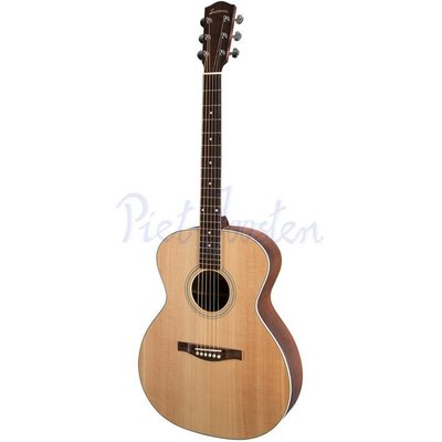 Eastman AC222 Akoestisch gitaar Grand Auditorium Natural Satin +Gigbag