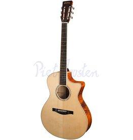 Eastman AC608CE Akoestisch gitaar Grand Concert Natural +Case