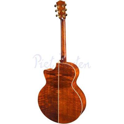 Eastman AC630CE Akoestisch gitaar Jumbo Natural +Case