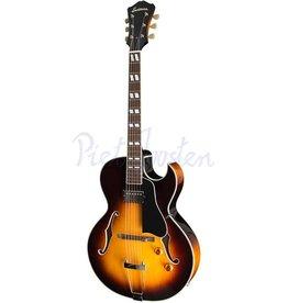 Eastman AR371CE Hollowbody gitaar Sunburst +Case