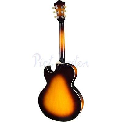 Eastman AR371CE Hollowbody gitaar Sunburst