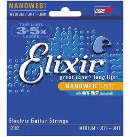 Elixir 12102 Nanoweb Snaren Medium