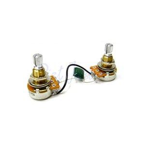 EMG CS-VT-SPL Potmeterset Volume+Tone