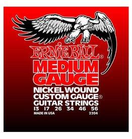 Ernie Ball 2204 Elektrisch gitaarsnaren Nickel Medium Gauge