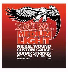 Ernie Ball 2206 Elektrisch gitaarsnaren Nickel Medium Light G-Wound