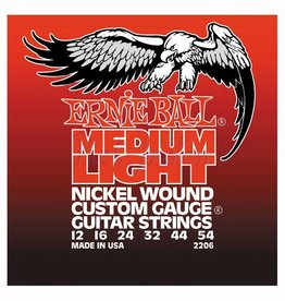 Ernie Ball 2206 Snaren Nickel Medium Light G-Wound