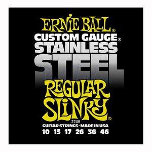 Ernie Ball 2246 Snaren Stainless Steel Regular Slinky