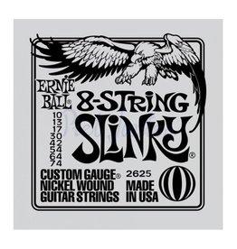 Ernie Ball 2625 8-Snarige elektrische gitaarsnaren Nickel Wound Slinky