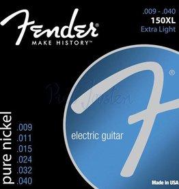 Fender 150XL Elektrisch gitaarsnaren Original 150s Extra Light
