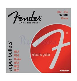 Fender 3250H Elektrisch gitaarsnaren Super Bullets Heavy
