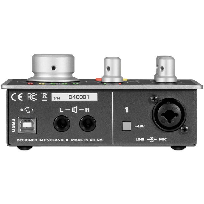 Audient Audient iD4 High Performance Audio Interface