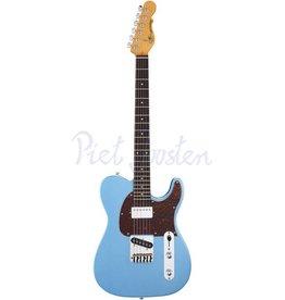 G&L Tribute ASAT Classic Bluesboy Elektrisch gitaar Lake Placid Blue