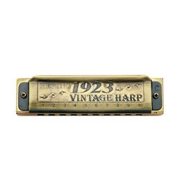 Hering 1020-F# Vintage Harp Mondharmonica