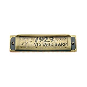 Hering 1020-FL Vintage Harp Mondharmonica