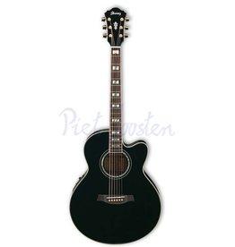 Ibanez AEL30SE-BK Akoestisch gitaar Black