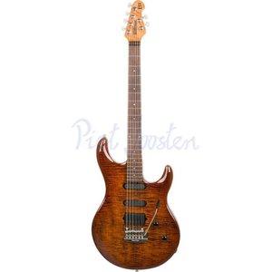 Music Man Luke 3 HSS BFR Elektrisch gitaar Hazel Burst