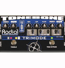 Radial Tonebone Trimode Effectpedaal Tube Distortion
