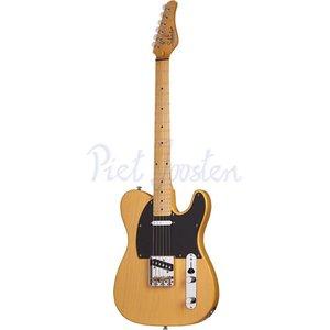 Schecter PT Standard Elektrisch gitaar Butterscotch Blonde