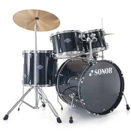 Sonor Smart Force Stage 1 Set Drumstel Black
