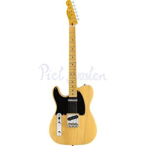 Squier Classic Vibe Telecaster '50s Elektrisch gitaar Left Butterscotch Blonde