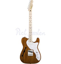 Squier Classic Vibe Telecaster Thinline Elektrisch gitaar Natural