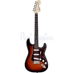 Squier Standard Stratocaster Elektrisch gitaar Antique Burst