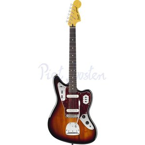 Squier Vintage Modified Jaguar Elektrisch gitaar 3-Color Sunburst