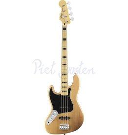 Squier Vintage Modified Jazz Bass '70s Basgitaar Left Natural