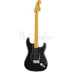 Squier Vintage Modified '70s Stratocaster Elektrisch gitaar Black