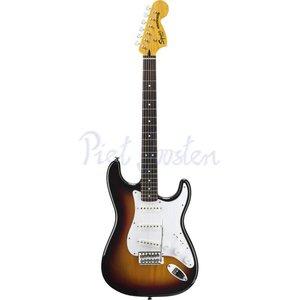 Squier Vintage Modified Stratocaster Elektrisch gitaar 3-Color Sunburst