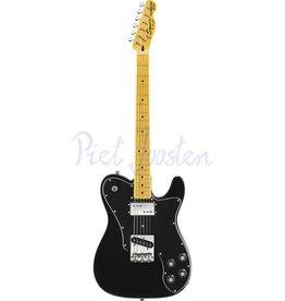 Squier Vintage Modified Telecaster Custom Elektrisch gitaar Black