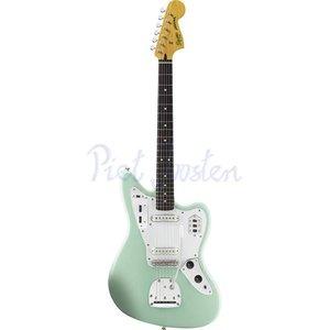 Squier Vintage Modified Jaguar Elektrisch gitaar Surf Green