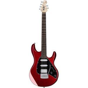 Sterling by Music Man Silo3-MR Elektrisch gitaar Metallic Red
