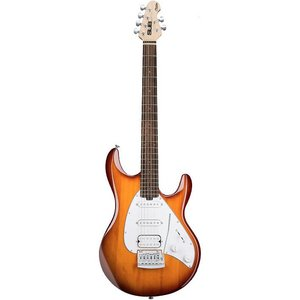 Sterling by Music Man Silo3-TBS Elektrische gitaar Tobacco Sunburst