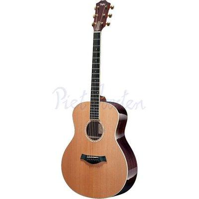 Taylor Taylor GS7 Akoestische gitaar Grand Symphony Natural +Case