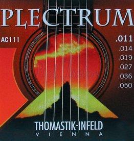 Thomastik AC111 Staalsnarig gitaarsnaren Plectrum