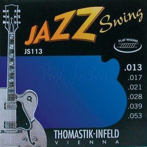 Thomastik JS113 Elektrisch gitaarsnaren Jazz Swing