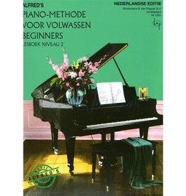 ALFRED'S PIANO METHODE VOLWASSEN BEGINNERS 2