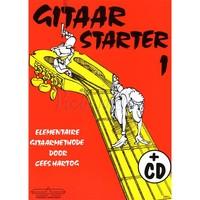 GITAARSTARTER 1 +CD CEES HARTOG