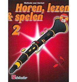 HOREN LEZEN & SPELEN 2 METHODE KLARINET