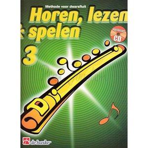 HOREN LEZEN & SPELEN 3 METHODE DWARSFLUIT