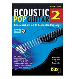 ACOUSTIC POP GUITAR 2 +CD