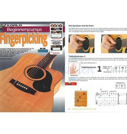 BEGINNERSCURSUS FINGERPICKING