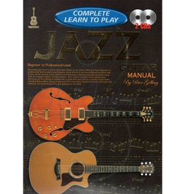COMPLETE LEARN TO PLAY JAZZ GUITAR MANUAL